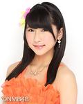 NMB48 Akashi Natsuko 2015
