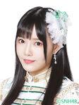Tao BoEr SNH48 June 2017