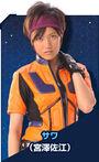 TeamU MiyazawaSae Sawa