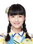 Liu LiFei GNZ48 April 2016