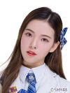 Zhang YunMeng SHY48 Oct 2017