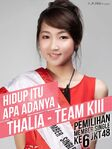 2014 SSK JKT48 Thalia
