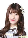 Zuo JingYuan GNZ48 Mar 2017
