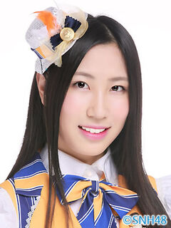 SNH48 XuYiRen 2014