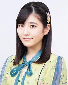 Tsukiashi Amane HKT48 2019