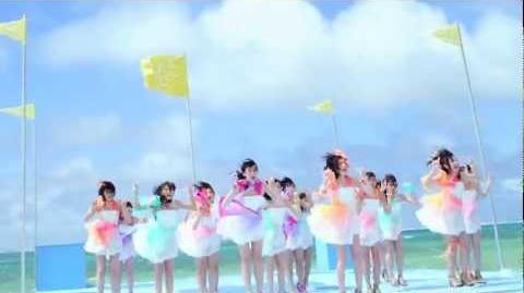 2012 5 16 on sale 9th.Single アイシテラブル! MV(Short ver