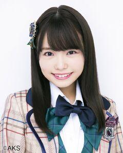 2018 HKT48 Fuchigami Mai