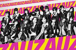 AKB48 - UZA (promo)