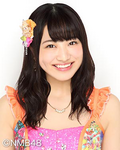 NMB48 Ueda Mirei 2015