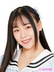 Wang YongQi SHY48 Oct 2018