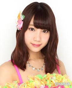NMB48 Takano Yui 2015