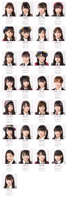 AKB48 Team A 2018