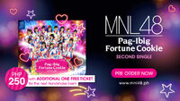 MNL48 KoiSuruFortuneCookie Promotional Image
