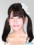 Xie Ni SNH48 Oct 2015