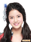 Sun ZhenNi SNH48 Mar 2016