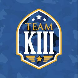 TeamKIII Logo 2018