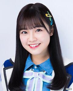 2017 HKT48 Motomura Aoi