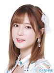 Yuan YuZhen SNH48 June 2017