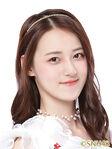 Li YuQian SNH48 Oct 2018