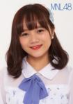 2019 April MNL48 Shaira Duran