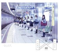 Nogizaka46 Toumeinairo Type-B