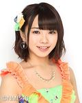 NMB48 Iso Kanae 2015