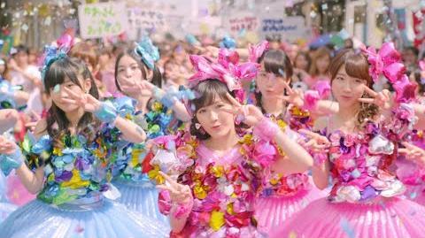 【MV】心のプラカード ダイジェスト映像 AKB48 公式
