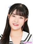 Wu XiaoDi SHY48 Oct 2018