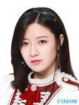 Li YuQi SNH48 June 2018