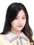 Yuan YiQi SNH48 June 2020