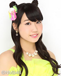 NMB48 Kusaka Konomi 2015