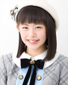 2017 AKB48 Team 8 Hama Sayuna