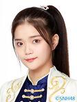 Liu LiQian SNH48 Oct 2019