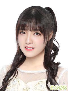 Xiong XinYao GNZ48 Sept 2019
