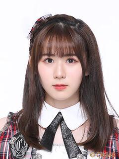 Wang YuBo CKG48 Sept 2018