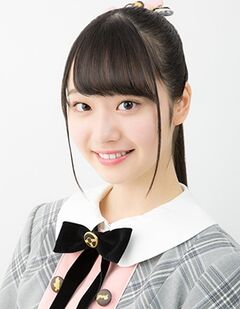 2017 AKB48 Team 8 Abe Mei