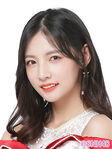 Zhao Yue SNH48 Oct 2018