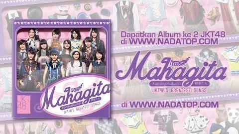 JKT48 - Mahagita Official Preview Album Sale