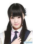 Hao WanQing SNH48 May 2015