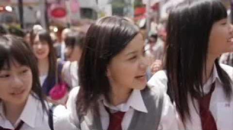 2010 7 7 on sale 3rd.Single「少女は真夏に何をする?」Music Video