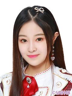 Hao WanQing SNH48 June 2018