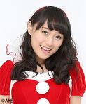 SKE48 Dec 2016 Inuzuka Asana