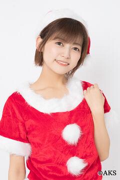 2019 Christmas NGT48 Nakamura Ayuka