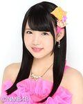 NMB48 Uemura Azusa 2015
