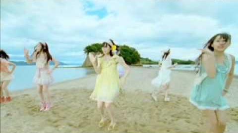 2010 7 7 on sale 3rd.Single「ごめんね、SUMMER」Music Video