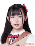 Li ShanShan CKG48 Oct 2017