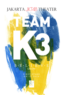 KIII Believe Stage