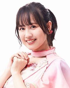 Nishimura Nanako Sherbet Pink