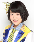 HKT48 Shimono Yuki 2015