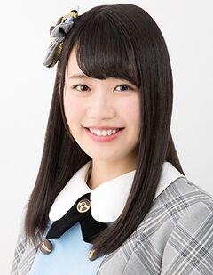 2017 AKB48 Team 8 Hattori Yuna